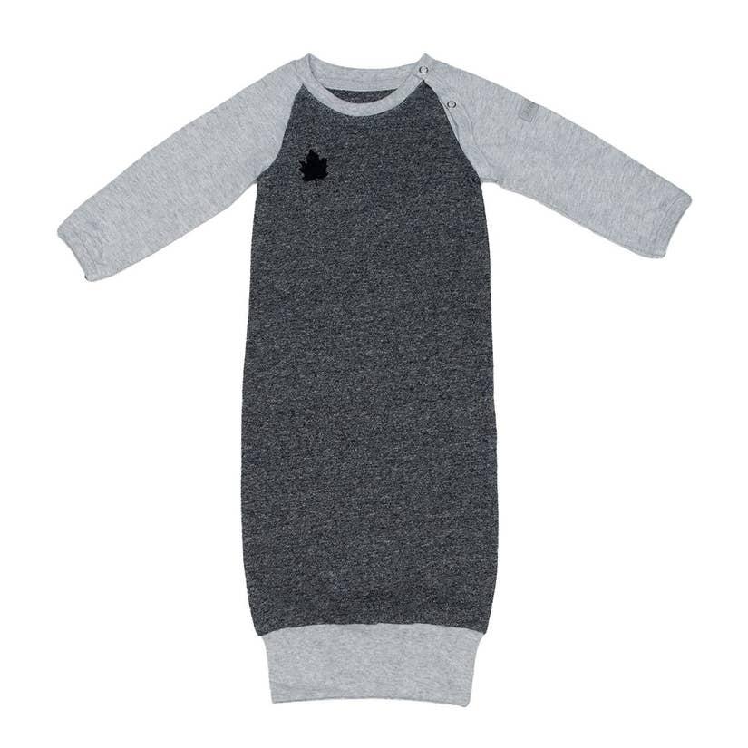juddlies-design-organic-raglan-nightie-graphite-black