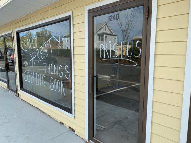 Pristus Shop Coming Soon